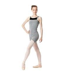 Adult Knit Short Dance Unitard