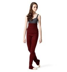 Adult Knit Dance Ankle Pants