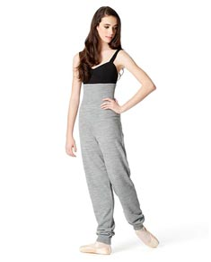 Adults High Waist Knit Dance Pants