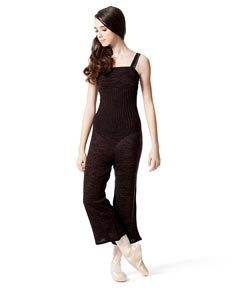 Camisole Warm Up Dance Unitard