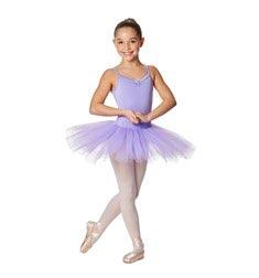 Child Camisole Tutu Ballet Dress Everly