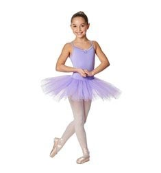 Child Camisole Tutu Ballet Dress Everly