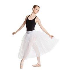 Adult Romantic Ballet Skirt Aerin