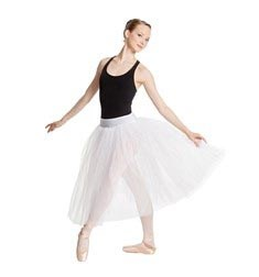 Adult Romantic Ballet Skirt Aerin