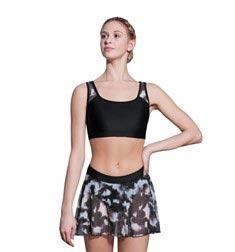 Adult Printed Mesh Skirt Frankie