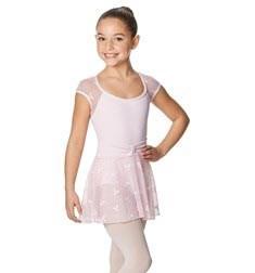 Girls Mesh Waistband Skirt Jasmine