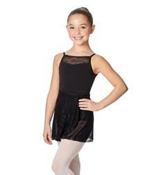 Girls Wrap Mesh Skirt Anya