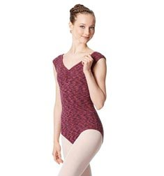 Adult Cap Sleeve Leotard Isadora