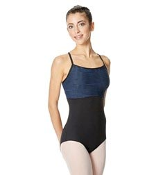 Women Strappy Camisole Leotard Tess