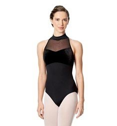 Womens Halter Dance Leotard Kaira