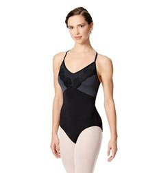Womens Camisole Dance Leotard Salome
