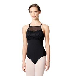 Women's Halter Leotard Maite