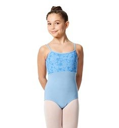 Girls Camisole Lace Dance Leotard Catalina