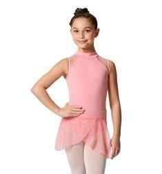 Girls Lace Dance Skirt Melania