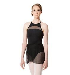 Womens Wrap Mesh Dance Skirt Serena