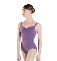 Womens V-Back Tank Ballet Leotard MABEL