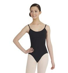 Womens Twist Back Camisole Dance Leotard