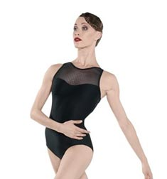 Strapped Back Tank Dance Leotard MERVEILLE