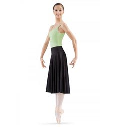 Adult Knee Length Circle Dance Skirt