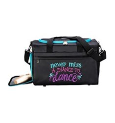 Never Miss a Chance to Dance - Black Duffel