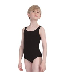 Boys Tank Dance Leotard
