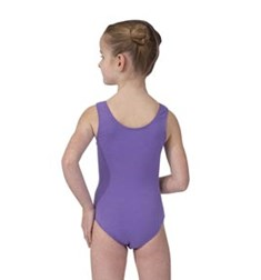 Classic Tank Dance Leotard For Girls
