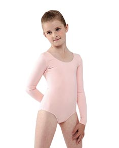 Long Sleeve Girl Leotard