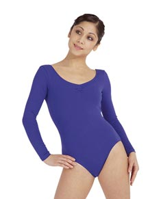 Long Sleeved Dance Leotard For Women
