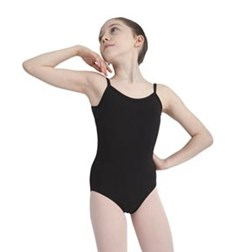 Camisole Dance Leotard For Girls