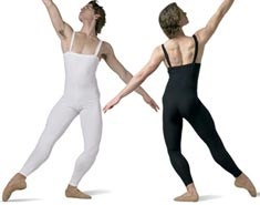Mens Microfiber Dance Unitard