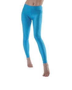 Girls Basic Lycra Dance Leggings