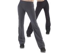 Women Boot Leg Dance Pants