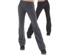 Women Boot Leg Dance Pants