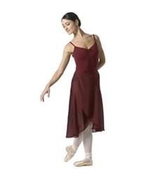 Self Tie Wrap Dance Skirt For Women