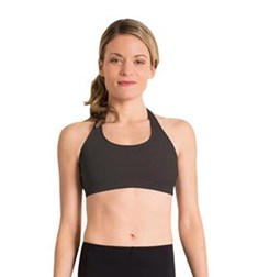 Women Dance Crop Top
