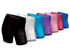 Girls Lycra Dance Shorts