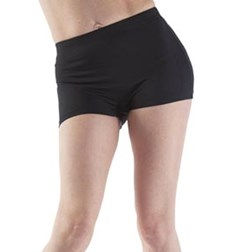Women Microfiber Hot Pants