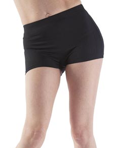 Girls Microfiber Hot Pants