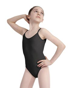 Girls Scoop Back Dance Leotard
