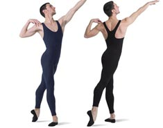 Mens Racerback Dance Unitard