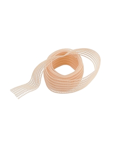 Invisible European Pink Pointe Shoe Elastics