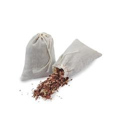 Natural Dried Cedar Chip Sachets