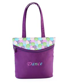 Small Dance Tote Bag Lollipop