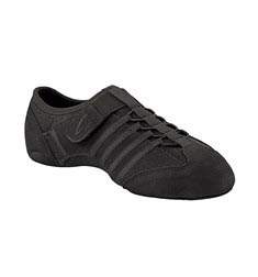 Suede Upper Pull-On JAG Jazz Dance Sneaker Shoe