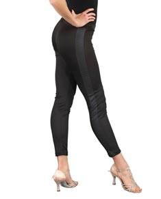 Women Microfiber Elegant Dance Leggings