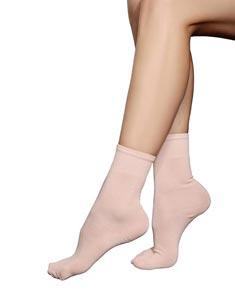 Microfiber RAD Dance Short Sock