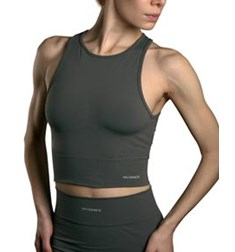 Women Crop Top Sport Without Seam