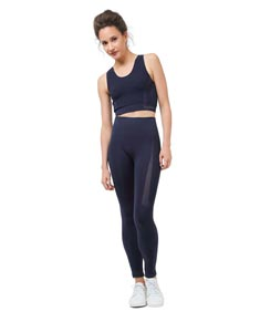Adults Seamless High Rise Fancy Long Leggings