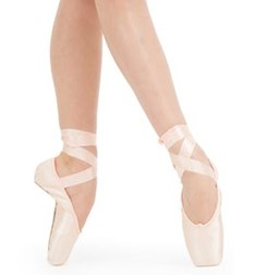 Carlotta Professional High Vamp Pointe Shoes