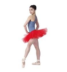 Women Practice Tulle Ballet Tutu
